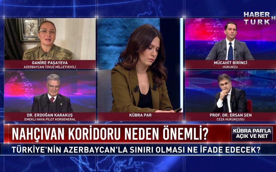 Açık ve Net - 10 Kasım 2020 (Türkiye'nin Azerbaycan ile sınırı olması ne ifade edecek?)