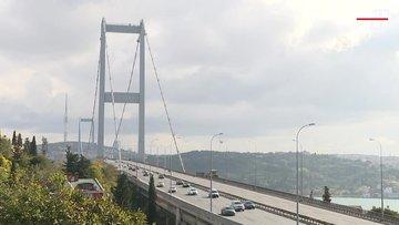15 Temmuz Şehitler Köprüsü'nde Formula 1 rüzgarı