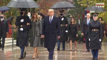 Trump seçim gecesinden sonra ilk kez kamera karşısında