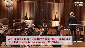 İş Sanat sahnesini Milli Reasürans Oda Orkestrası'na açıyor