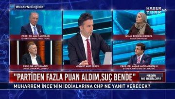 Nedir Ne Değildir - 13 Kasım 2020 (Muharrem İnce'nin iddialarına CHP ne yanıt verecek?)