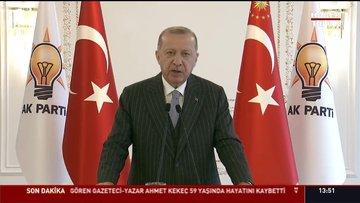 Son dakika! Cumhurbaşkanı Erdoğan: Yepyeni bir seferberlik başlattık