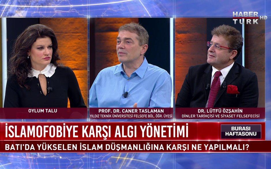 Burası Haftasonu - 15 Kasım 2020 (Batı'da yükselen İslam düşmanlığına karşı ne yapılmalı?)