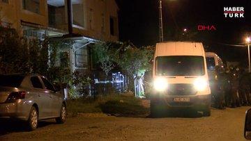 Silivri'de pompalı tüfekli saldırı