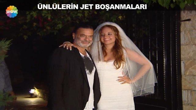 Ünlüler dünyasında jet boşanmalar!