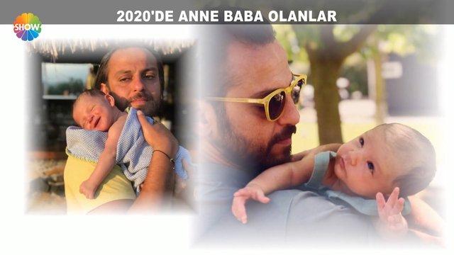 2020'de anne ve baba olanlar!