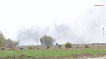 Azerbaycan ordusu, Ermenistan'ın boşalttığı Ağdam'a yerleşiyor