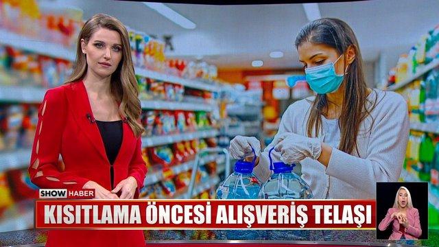 Show Ana Haber - 22.11.2020