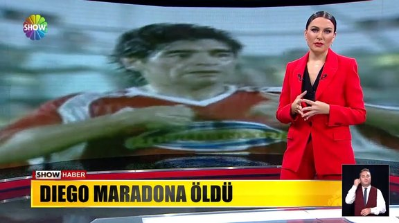 Efsane futbolcu Maradona öldü!