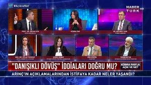 Açık ve Net – 24 Kasım 2020(Bülent Arınç'ın açıklamalarından istifaya kadar neler yaşandı?)