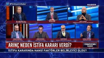 Türkiye'nin Nabzı - 25 Kasım 2020 (Bülent Arınç neden istifa kararı verdi?)