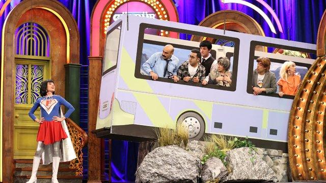 Fantastik Kadın Çiçek otobüsü kurtarabilecek mi?