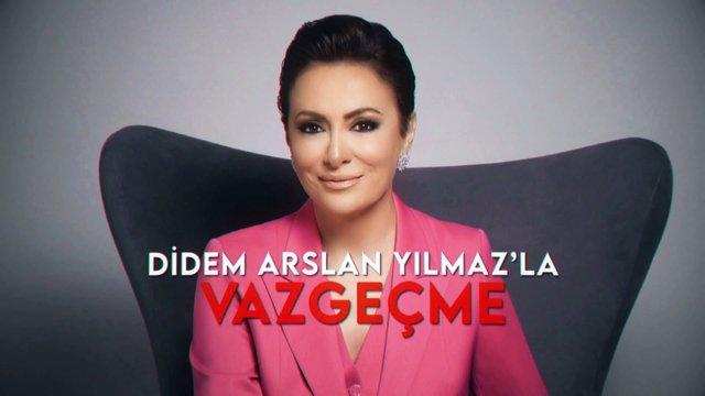 Didem Arslan Yılmaz'la Vazgeçme hafta içi her gün 15.15'te Show TV'de!