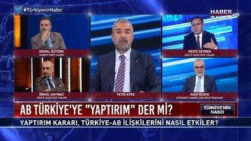 Türkiye'nin Nabzı – 2 Aralık 2020 (Yaptırım kararı, Türkiye-AB ilişkilerini nasıl etkiler?)