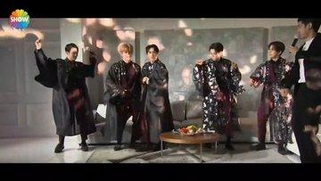 Koreli gruptan ''Erik dalı'' performansı!