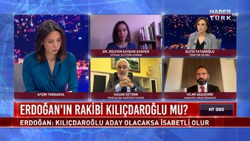 HT 360 - 9 Aralık 2020 (Cumhurbaşkanı Erdoğan'ın rakibi Kılıçdaroğlu mu?)