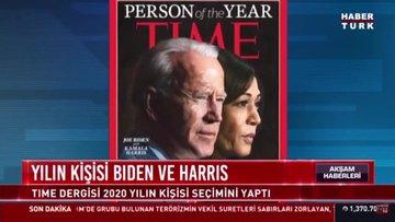 Yılın kişisi Biden ve Harris... Time Dergisi 2020 yılın kişisi seçimini yaptı