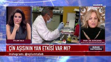Burası Haftasonu - 13 Aralık 2020 (Çin aşısının yan etkisi var mı?)