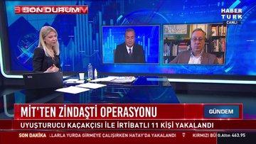 MİT'ten Zindaşti Operasyonu