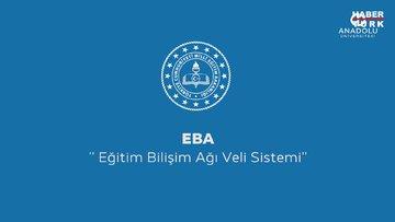 EBA öğrenci girişi 2020! EBA şifresi nasıl alınır? EBA yeni şifre alma