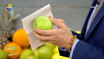 Meyve ve sebze kabukları nasıl temizlenir?