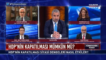Türkiye'nin Nabzı - 16 Aralık 2020 (HDP kapatılacak mı? Türkiye NATO'dan ayrılacak mı?)