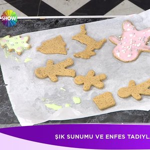 Yeni yıl kurabiyesi