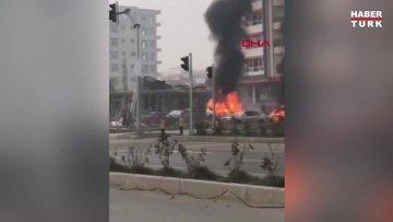 Afganistan'ın başkenti Kabil'de patlama!