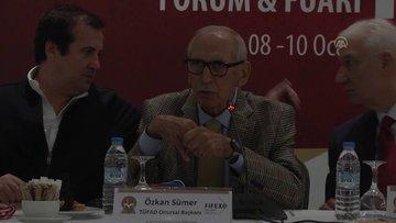 Eski Trabzonspor Kulübü Başkanlarından Özkan Sümer, vefat etti
