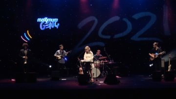 Maximum Genç ve İş Sanat işbirliğinde yeni yıl konserleri ba akşam başlıyor