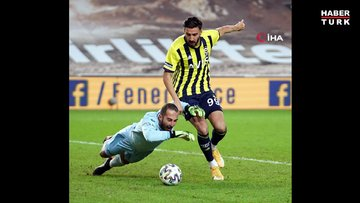 Fenerbahçe: 4 - Başakşehir: 1 | MAÇ SONUCU