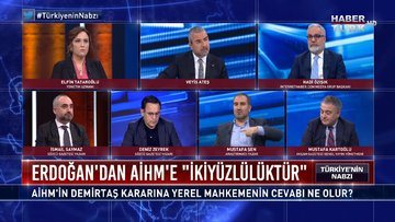 AİHM'in Demirtaş kararına yerel mahkemenin cevabı ne olur? | Türkiye'nin Nabzı - 23 Aralık 2020