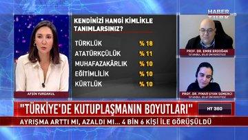 HT 360 - 25 Aralık 2020 (Türkiye'de kutuplaşma arttı mı, azaldı mı?)