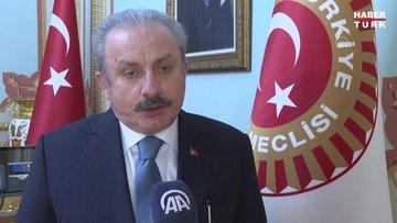 TBMM Başkanı Şentop, içtüzük değişikliğini yeni yılda siyasi partilerin temsilcileriyle görüşecek