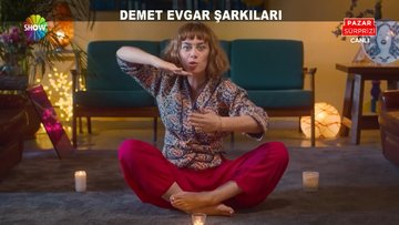 Demet Evgar'ın unutulmaz şarkı perfomansları