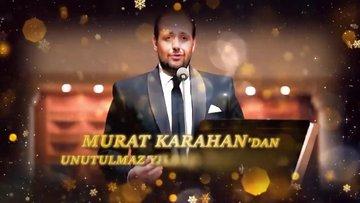 Dünyaca ünlü tenör  Murat Karahan, unutulmaz performansıyla yılbaşı akşamınıza renk katacak