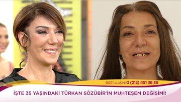Türkan Hanım'ın muhteşem değişimi!