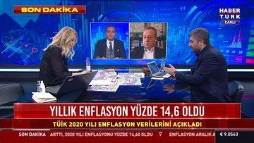 Son dakika haberi TÜİK aralık ayı enflasyonunu açıkladı