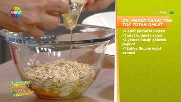 Tok tutan omlet