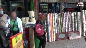 Maske cezası kesilen kadın: Çekmeyin, kocam beni boşar