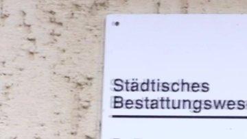 Almanya'da vahim tablo: Krematoryumlar cesetlerle doldu