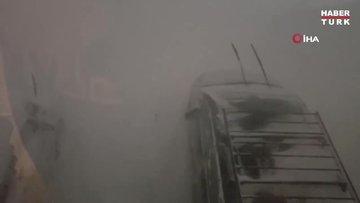 Japonya'da kar ve fırtına hayatı felç etti: 13 ölü