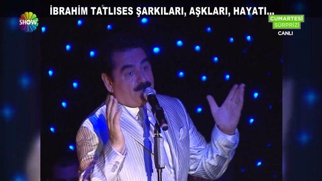 İbrahim Tatlıses'in şarkıları, aşkları, hayatı...