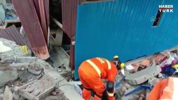 Endonezya'da 6,2 büyüklüğünde deprem: 35 ölü
