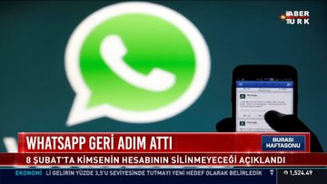 WhatsApp geri adım attı mı? Son dakika açıklama geldi