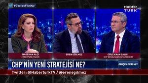 Gerçek Fikri Ne - 16 Ocak 2020 (CHP Genel Başkan Yardımcısı Oğuz Kaan Salıcı Habertürk'te)