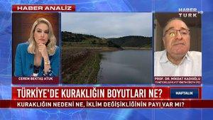 Haftalık – 17 Ocak 2021 (Türkiye'de kuraklığın boyutları ne?)