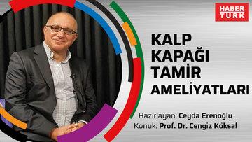 Kalp kapağı tamir ameliyatları - Prof. Dr. Cengiz Köksal