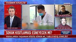 Habertürk Manşet - 19 Ocak 2021 (Türkiye'de aşılama hızı ne söylüyor?)