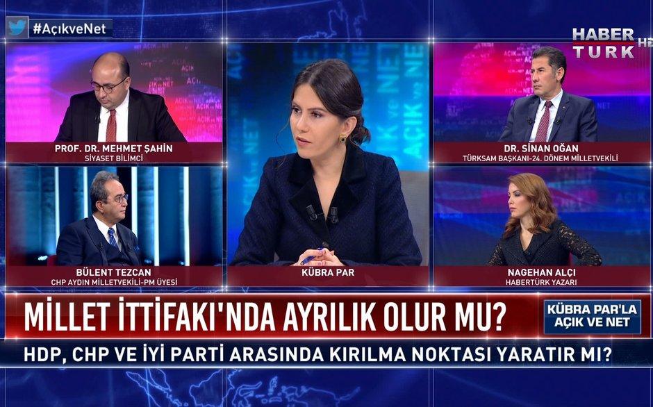 Açık ve Net - 18 Ocak 2021 (HDP,CHP ve İYİ Parti arasında kırılma noktası yaratır mı?)